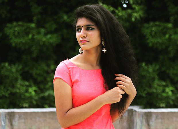 कजरारे नैनो से दिल लूटने वाली प्रिया वारियर के खिलाफ़ पुलिस में शिकायत दर्ज