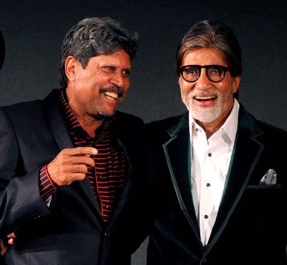 अमिताभ बच्चन की इस चीज पर फ़िदा हैं कपिल देव