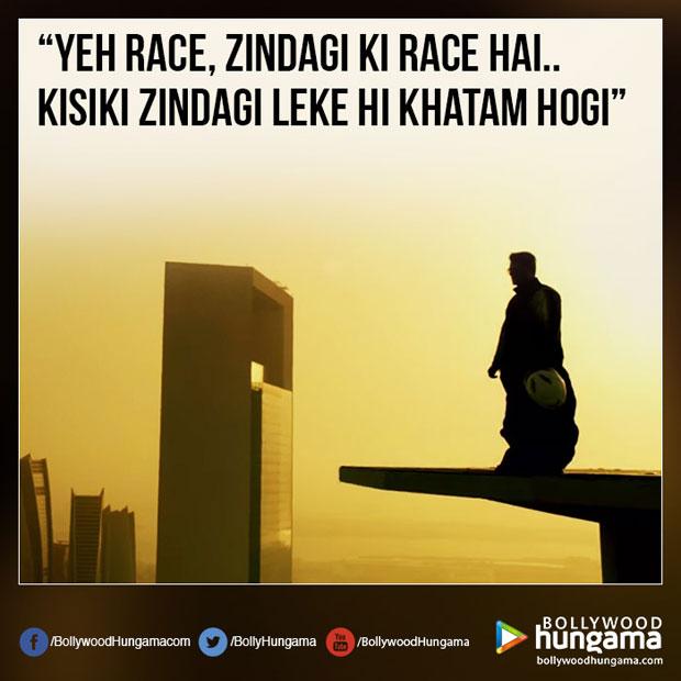 मां कसम ! सलमान खान अभिनीत रेस 3 के ट्रेलर के ये एपिक डायलॉग्स आपका दिल जीत लेंगे