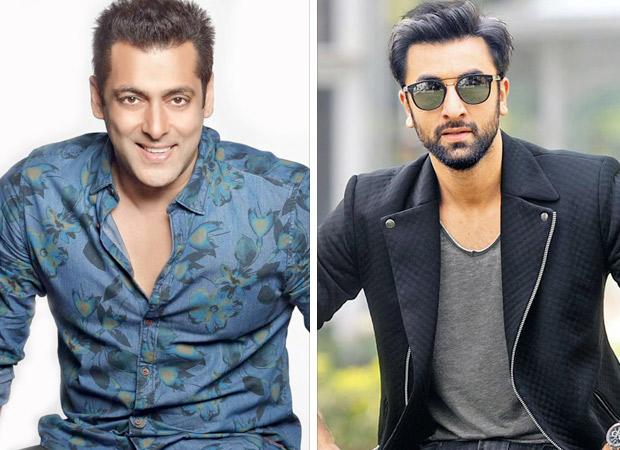 सलमान खान और रणबीर कपूर के बीच चल रहा है 'नजरें चुराने वाला गेम'