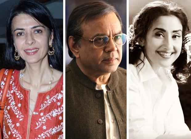 संजय दत्त की बहन नम्रता दत्त ने देखी संजू, लेकिन पसंद नहीं आए ये दो अहम किरदार ?
