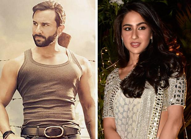 Yay!  सैफ़ अली खान अब अपनी बेटी सारा अली खान के साथ करेंगे फ़िल्म ?