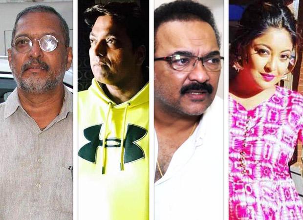 तनुश्री दत्ता के यौन शोषण के आरोप पर मुंबई पुलिस ने नाना पाटेकर, गणेश आचार्य, सामी सिद्दीकी, राकेश सारंग के खिलाफ़ एफ़आईआर दर्ज की