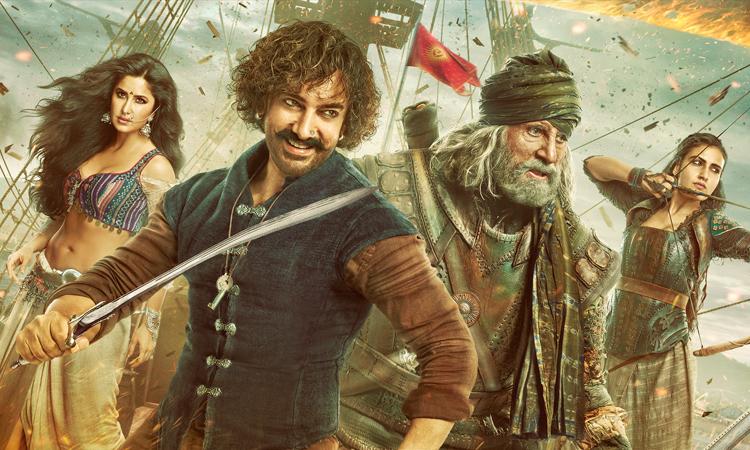 फ़िल्म समीक्षा : ठग्स ऑफ हिंदोस्तान बहुत बड़े स्तर पर निराश करती है