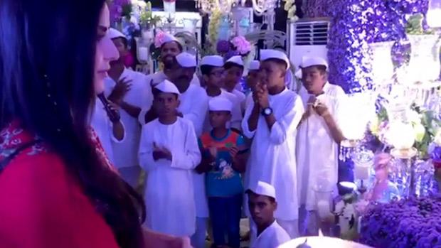 Watch : सलमान खान के घर गणपति बप्पा के आगमन के जश्न में कैटरीना कैफ़ को मिला ये खास मौका