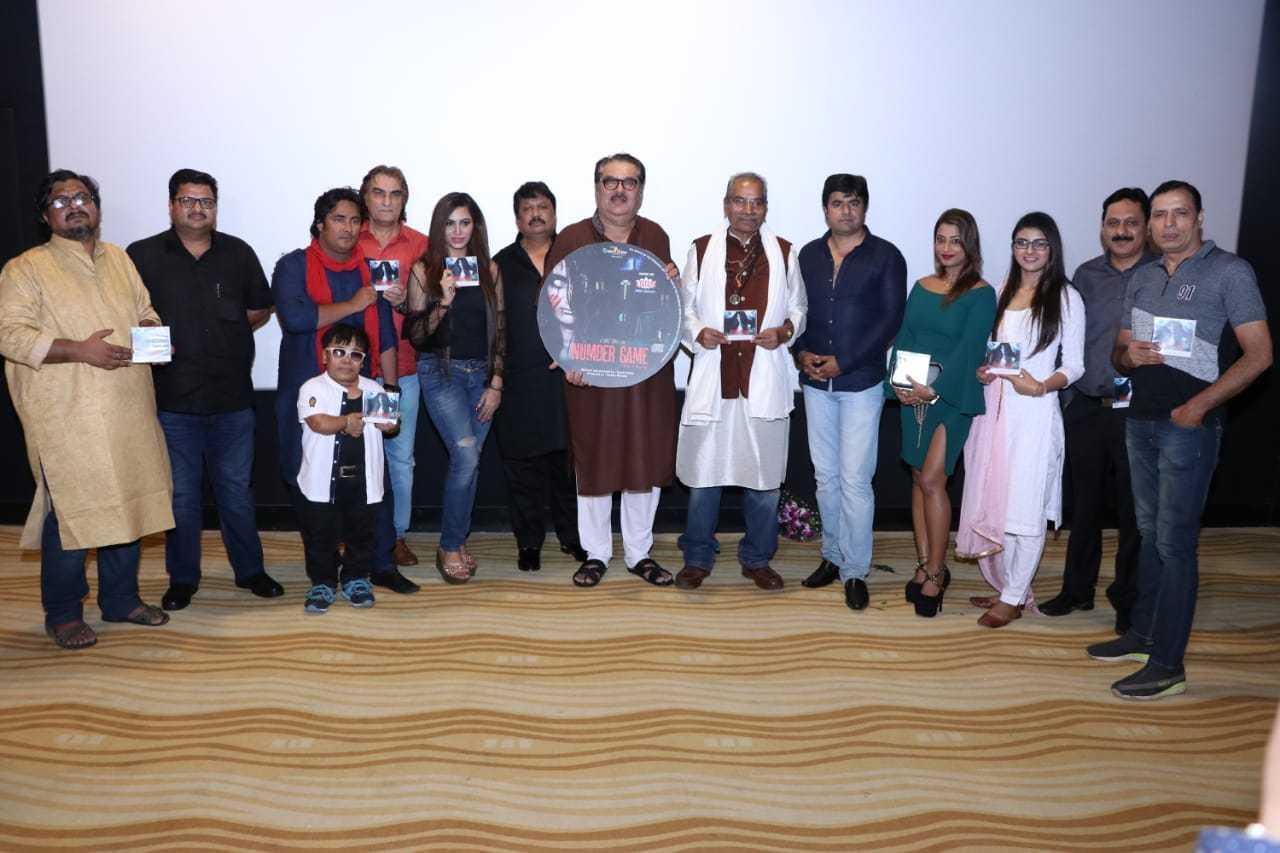 फिल्म नंबर गेम के म्यूजिक लॉंच पर दिखा बिग बॉस की कंट्रोवर्सी क्वीन अर्शी खान का जलवा