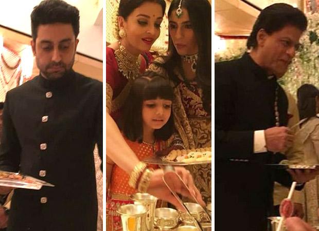 अभिषेक बच्चन ने खोला राज कि आखिर क्यों अमिताभ, आमिर, शाहरुख व ऐश्वर्या ने अंबानी की शादी में खाना परोसा
