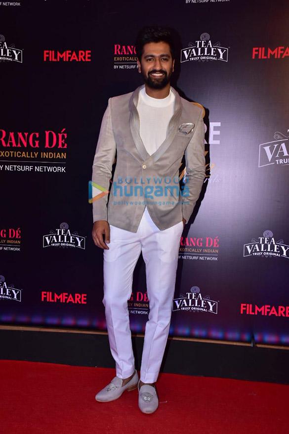 जेडब्ल्यू मैरियट में आयोजित हुए फ़िल्मफ़ेयर ग्लैमर एंड स्टाइल अवॉर्ड्स 2019 की शोभा बढ़ाते सितारें