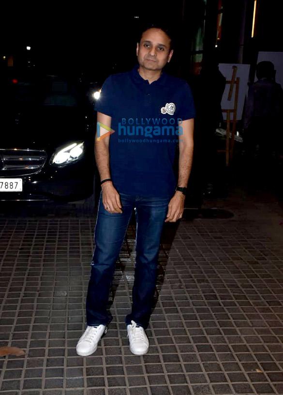Photos: सितारों ने इंडियाज मोस्ट वॉंटेड की स्पेशल स्क्रीनिंग की शोभा बढ़ाई