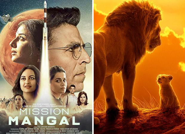 Mission Mangal: अक्षय कुमार की मिशन मंगल की झलक हॉलीवुड फ़िल्म द लायन किंग में आएगी नजर