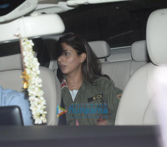 Photos: मलाल की स्पेशल स्क्रीनिंग में शामिल हुए सितारें