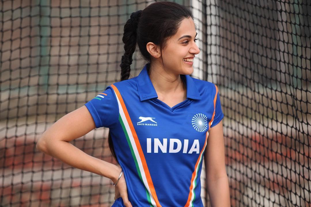 तापसी पन्नू ने क्रिकेटर मिताली राज बनने के लिए हामी भरी