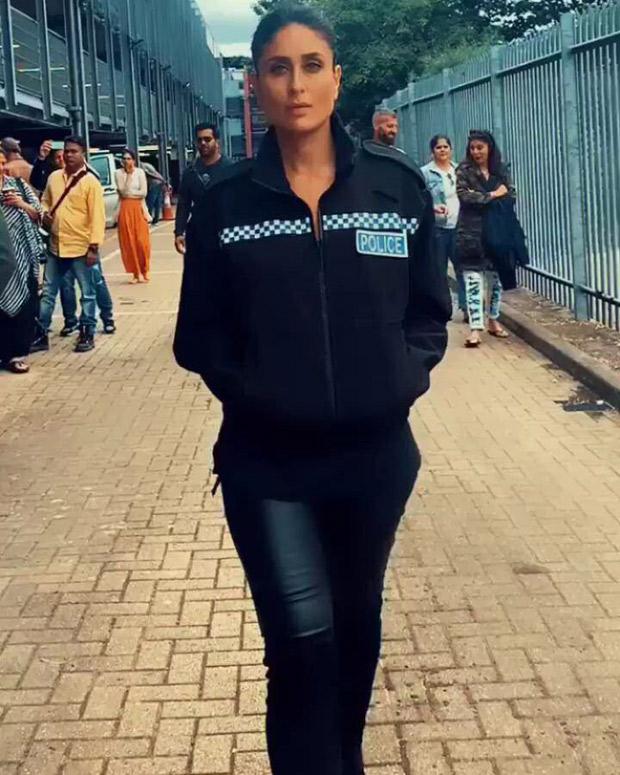 VIDEOS: आत्मविश्वास से भरा है अंग्रेजी मीडियम में करीना कपूर खान का 'कॉप लुक', मिल गया सबूत