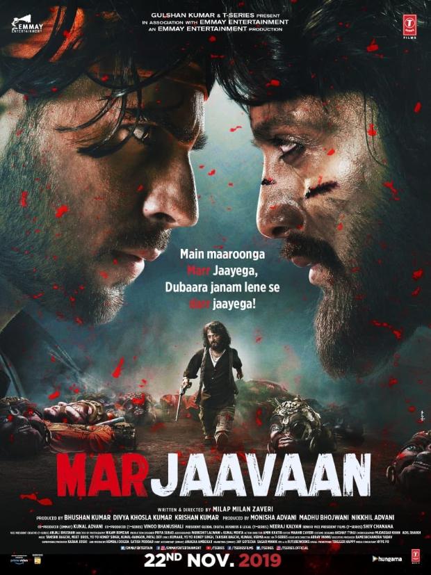 Marjaavaan First Look: आंखों में अंगार लिए सिद्धार्थ मल्होत्रा और रितेश देशमुख ने दी एक दूसरे को चुनौती