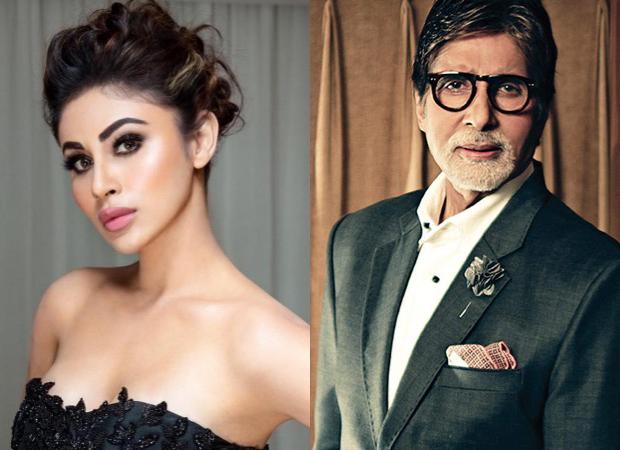 मौनी रॉय के लिए ब्रह्मास्त्र में अमिताभ बच्चन से सामना करना आसान नहीं था