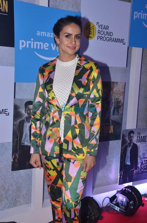 Photos: अमेजॉन प्राइम की ऑरिजनल सीरिज द फ़ैमिली मैन के लॉंच की शोभा बढ़ाते सितारें