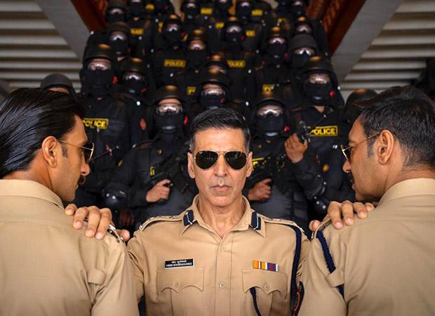 Sooryavanshi: अक्षय कुमार ने 'सिंघम' और 'सिम्बा' संग दिखलाए 'पुलिस की दुनिया के देसी अवेंजर्स'