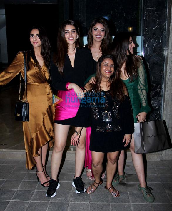 Photos: सितारों ने रोहिणी अय्यर की हाउस पार्टी की शोभा बढ़ाई