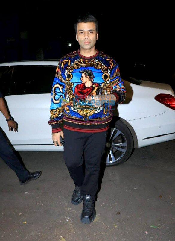 Photos: बांद्रा में सीमा खान के भाई बंटी सजदेह की हाउस पार्टी में पहुंचे सेलेब्स