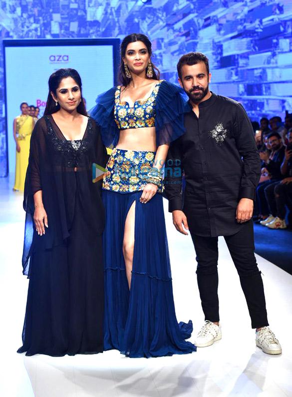 Photos: डायना पेंटी, सयानी गुप्ता, साकिब सलीम और अन्य बीटी फ़ैशन वीक 2020 में शो स्टोपर बने