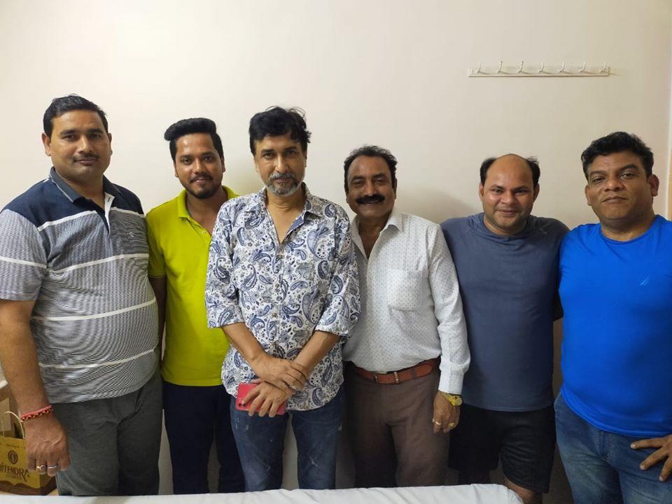 भोजपुरी फ़िल्म निर्माता प्रेम नारायण सिंह की अगली फिल्म को निर्देशित करेंगे दीपक त्रिपाठी