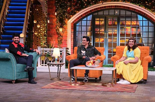 न्यू लुक के साथ कपिल शर्मा लेकर आ रहे हैं कॉमेडी की 'वैक्सीन', सोनू सूद के साथ फ़िर शुरू किया द कपिल शर्मा शो