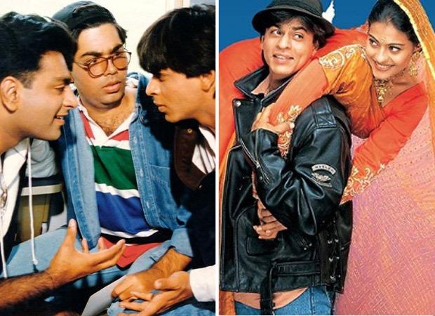 25 Years Of Dilwale Dulhania Le Jayenge: DDLJ में करण जौहर ने भी दिखाया था अपनी एक्टिंग का हुनर, शेयर की फ़िल्म के सेट से अनदेखी तस्वीरें