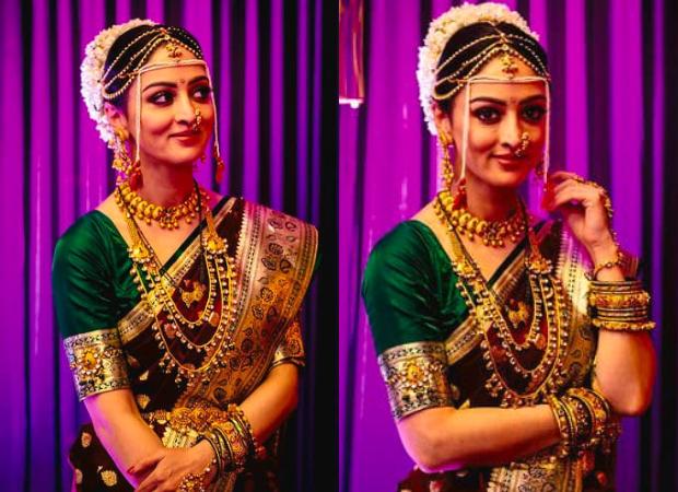 आगामी शो मुमभाई में मराठी मुलगी बनने के लिए संदीपा धर ने ऐसे की तैयारी