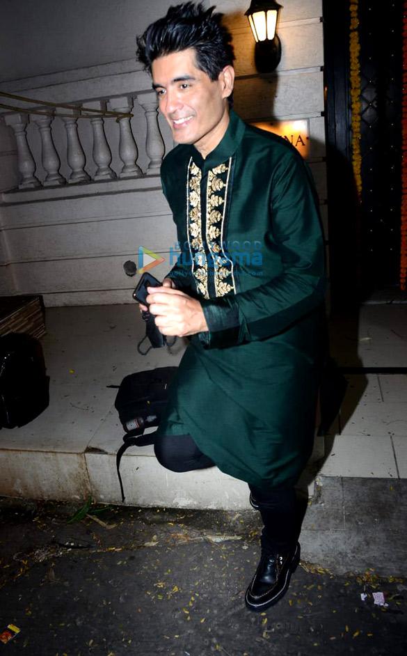 Photos: सितारों ने एकता कपूर की दिवाली पार्टी की शोभा बढ़ाई