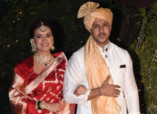 दीया मिर्ज़ा ने बिजनेसमैन वैभव रेखी से रचाई शादी, शादीशुदा जोड़े ने हाथ जोड़कर मीडिया का किया अभिवादन