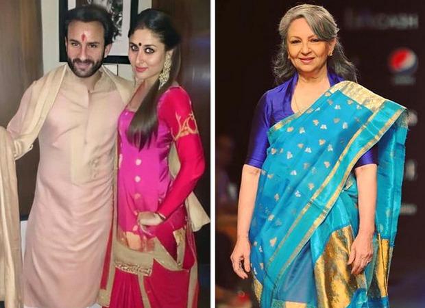'दादी' शर्मिला टैगोर अभी तक नहीं मिली करीना कपूर खान और सैफ़ अली खान के नवजात बेटे से, ये है इसकी वजह