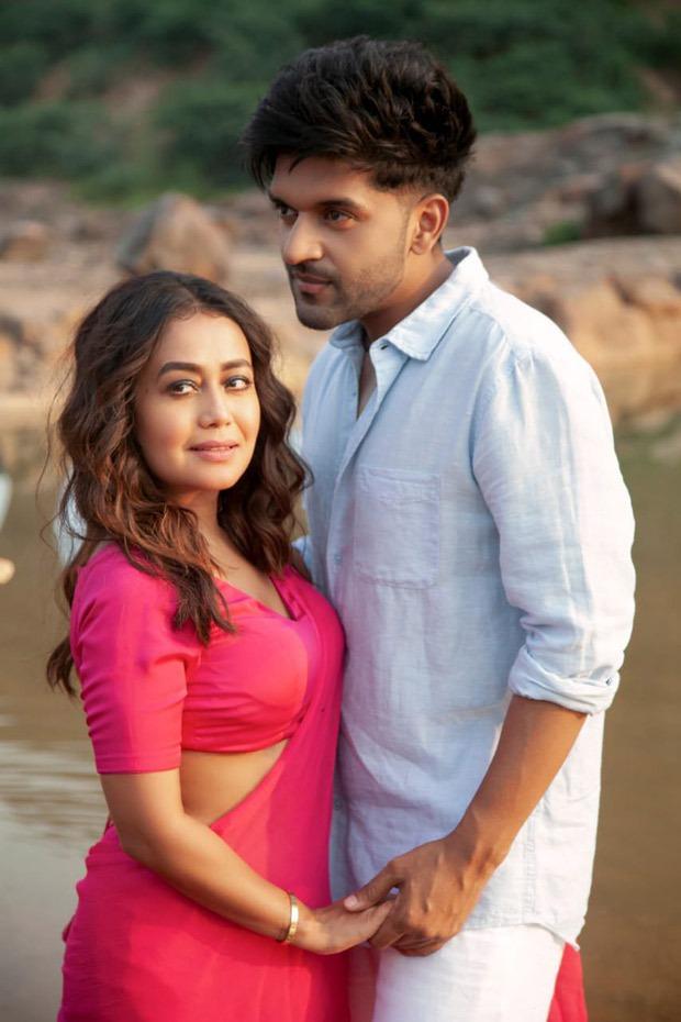 गुरु रंधावा और नेहा कक्कड़ पहली बार 'और प्यार करना है' म्यूजिक वीडियो के लिए आ रहे हैं एक साथ