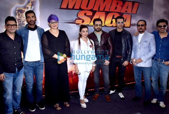 Photos: मुंबई सागा के ट्रेलर लॉन्च पर पहुंचे सितारें