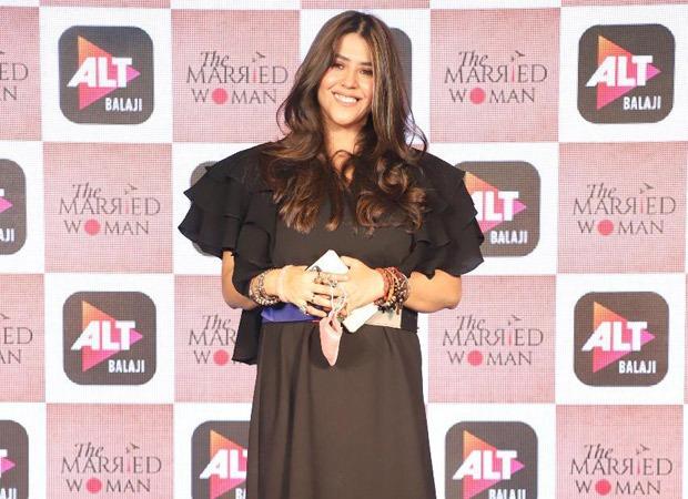 द मैरिड वुमन के प्रमोशन के लिए जयपुर पहुंची एकता कपूर कर रही हैं हाई-प्रोफाइल लोगों से मुलाकात