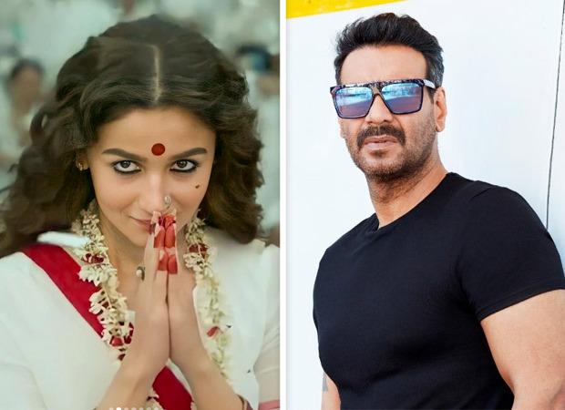 आलिया भट्ट और अजय देवगन को स्क्रीन पर पहली बार एक साथ लेकर आ रही है गंगूबाई काठियावाड़ी