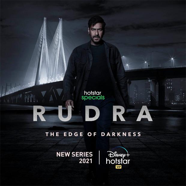 अजय देवगन रूद्र- द ऐज ऑफ डार्कनेस के साथ करेंगे अपना डिजीटल डेब्यू, निभाएंगे इंटेस पुलिस ऑफ़िसर का किरदार