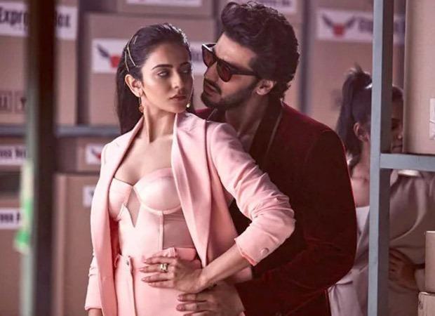 अर्जुन कपूर और रकुल प्रीत सिंह का साथ में पहला म्यूजिक सिंगल 'दिल है दीवाना' हुआ रिलीज
