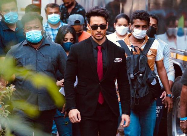 हीरोपंती 2 के सेट से लीक हुआ टाइगर श्रॉफ का लुक, मुंबई में पूरी की पहले शेड्यूल की शूटिंग