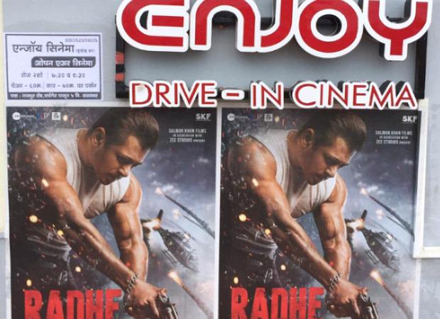 BREAKING: महाराष्ट्र के दो सिनेमाघरों में रिलीज हुई सलमान खान की राधे: योर मोस्ट वांटेड भाई, घरेलू बॉक्स ऑफिस पर की अब तक 69,265 रु की कमाई