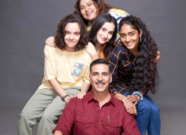 अक्षय कुमार ने आज से मुंबई में शुरू की रक्षा बंधन की शूटिंग, ये 4 अभिनेत्रियां बनीं हैं अक्षय की बहनें