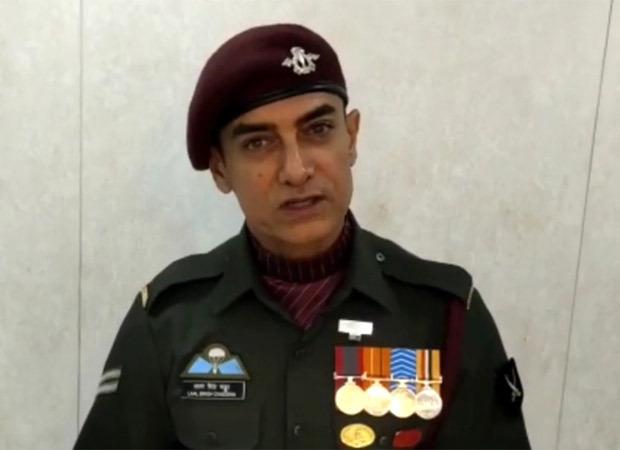 20 Years of Lagaan: आमिर खान ने आर्मी ऑफ़िसर के रूप में अपने लाल सिंह चड्ढा लुक के साथ लगान के 20 साल पूरा होने पर दिया ये खास मैसेज