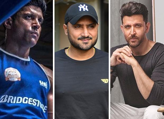 फरहान अख्तर की तूफ़ान को क्रिकेटर हरभजन सिंह और ऋतिक रोशन ने सराहा