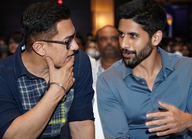 आमिर खान ने अपने लाल सिंह चड्ढा को-स्टार नागा चैतन्य का खुलकर सपोर्ट किया