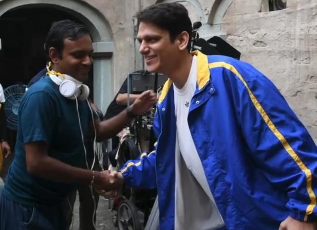 डार्लिंग्स के बाद विजय वर्मा ने शुरू की नई फ़िल्म की शूटिंग
